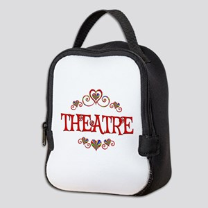 Theatre Hearts Neoprene Lunch Bag
