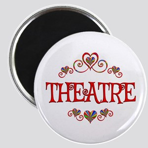 Theatre Hearts Magnet