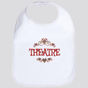 Theatre Hearts Bib