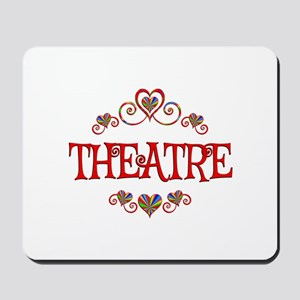 Theatre Hearts Mousepad