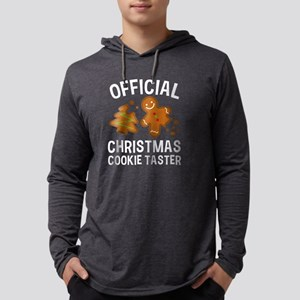 Official Christmas Cookie Tast Long Sleeve T-Shirt