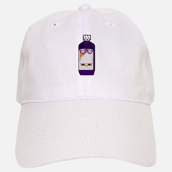 Codeine Crazy Cartoon Baseball Baseball Cap