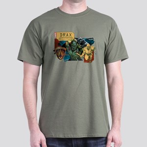 GOTG Drax Rage Dark T-Shirt