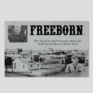 Freeborn Postcards (Package of 8)