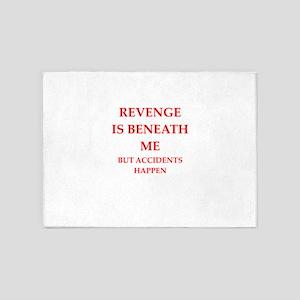 revenge 5'x7'Area Rug