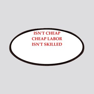 skilled labor Patch