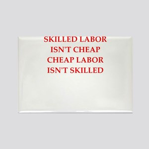 skilled labor Magnets