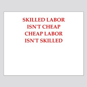 skilled labor Posters