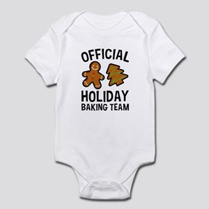 Official Holiday Baking Team Body Suit