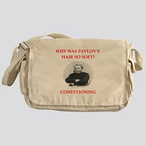 pavlov Messenger Bag