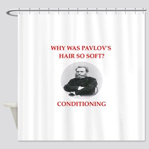 pavlov Shower Curtain