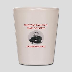 pavlov Shot Glass