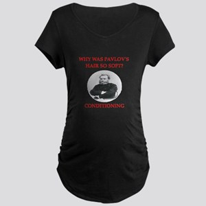 pavlov Maternity T-Shirt