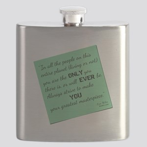 Sticky Quotes: YOU Flask