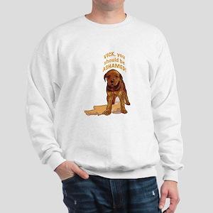 VICK PUPPY Sweatshirt