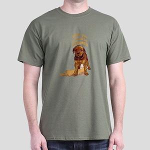 VICK PUPPY Dark T-Shirt