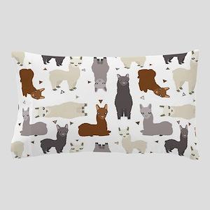 Alpaca Posse Pattern Pillow Case