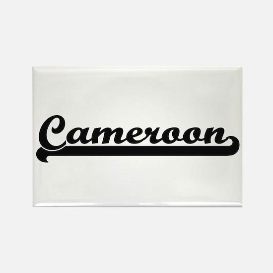 Cameroon Classic Retro Design Magnets