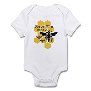Bumble Bee Baby Clothes Accessories Cafepress
