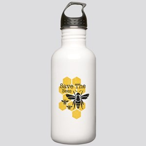 Honeycomb Save The Bee Stainless Water Bottle 1.0L