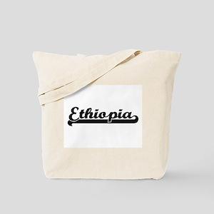 Ethiopia Classic Retro Design Tote Bag