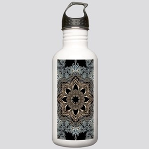 floral mandala hipster Stainless Water Bottle 1.0L
