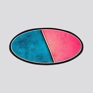 Abstract Grunge Patch