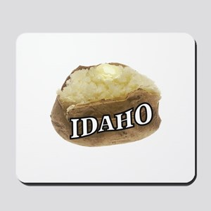 baked potato Idaho Mousepad