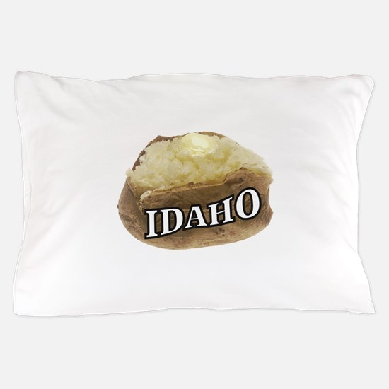baked potato Idaho Pillow Case