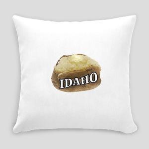 baked potato Idaho Everyday Pillow