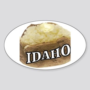baked potato Idaho Sticker