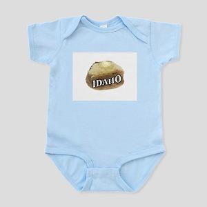 baked potato Idaho Body Suit