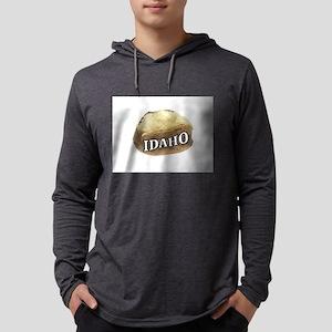 baked potato Idaho Long Sleeve T-Shirt