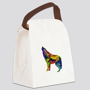 HOWL Canvas Lunch Bag