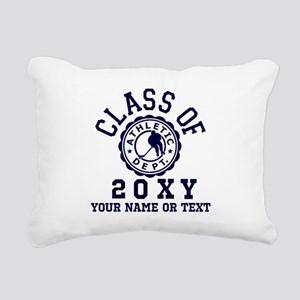 Class of 20?? Hockey Rectangular Canvas Pillow