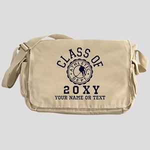 Class of 20?? Hockey Messenger Bag