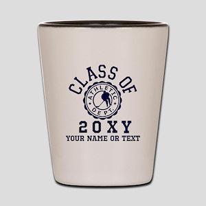 Class of 20?? Hockey Shot Glass