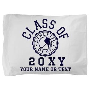 Class of 20?? Hockey Pillow Sham