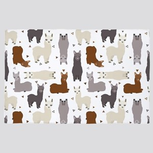 Alpaca Posse Pattern 4' x 6' Rug