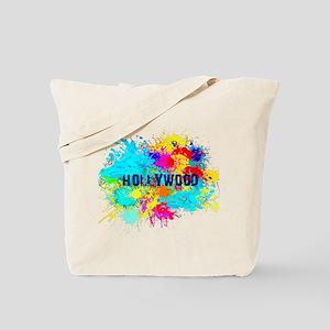 HOLLYWOOD BURST Tote Bag