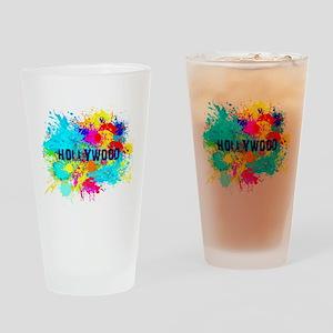 HOLLYWOOD BURST Drinking Glass