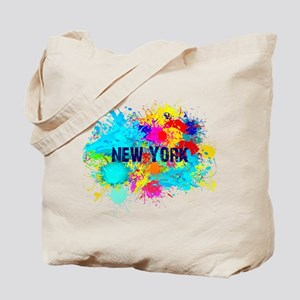 NEW YORK BURST Tote Bag