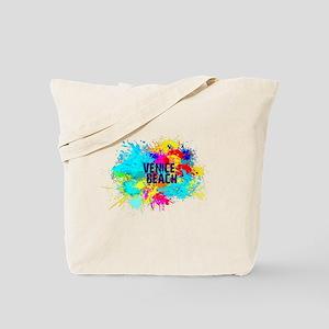VENICE BEACH BURST Tote Bag