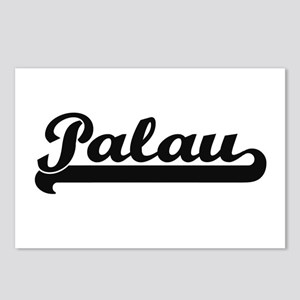 Palau Classic Retro Desig Postcards (Package of 8)