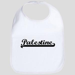 Palestine Classic Retro Design Bib