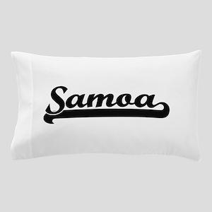Samoa Classic Retro Design Pillow Case