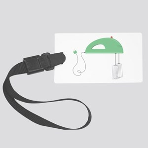 Electric Mixer Luggage Tag