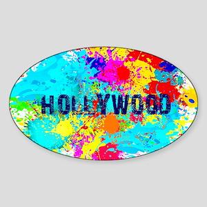 HOLLYWOOD BURST Sticker