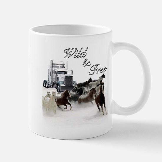 Wild & Free Mug