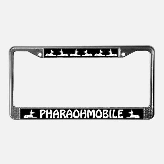 "Pharaoh Hound ""Pharaohmobile"" License Pl"